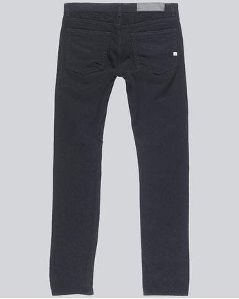 1 E01 Flex Jeans Black M390LE01 Element