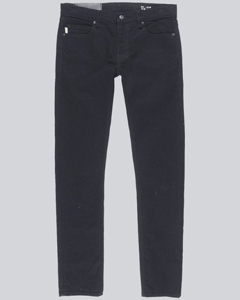 0 E01 Flex Jeans Black M390LE01 Element