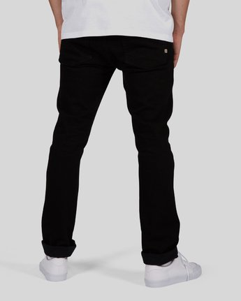 5 E01 Flex Jeans Black M390LE01 Element