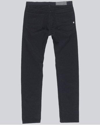 1 E02 Flex Jeans Black M392LE02 Element