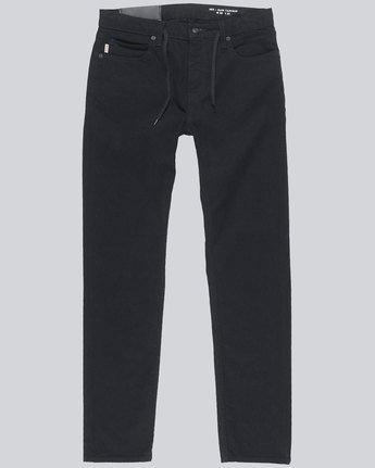 0 E02 Flex Jeans Black M392LE02 Element