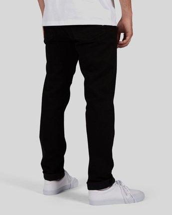 5 E02 Flex Jeans Black M392LE02 Element