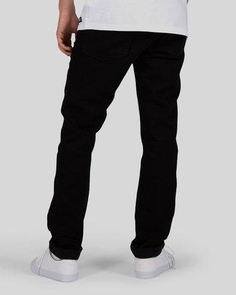 6 E02 Flex Jeans Black M392LE02 Element