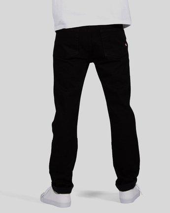 7 E02 Flex Jeans Black M392LE02 Element