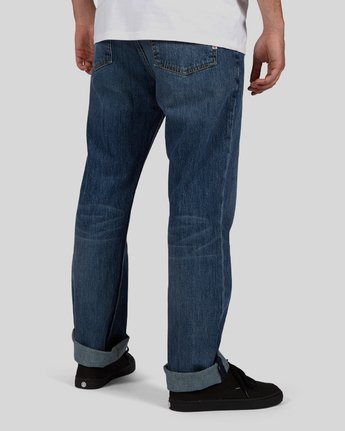 6 E04 Regular Fit Jeans  M397QE04 Element