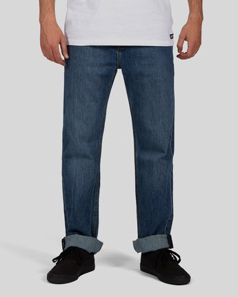 2 E04 Regular Fit Jeans  M397QE04 Element