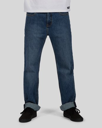 4 E04 Regular Fit Jeans  M397QE04 Element