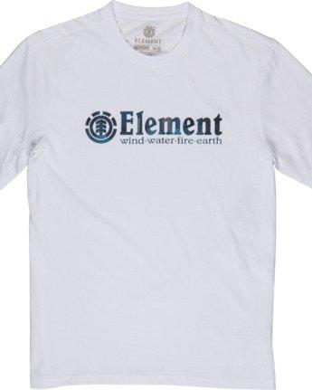 1 Boro T-Shirt White M4011EBO Element
