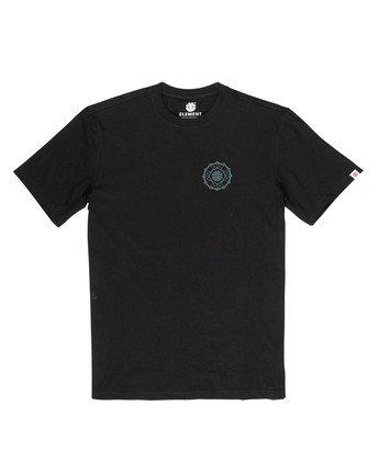 2 Network T-Shirt Blue M4012ENE Element