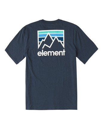 2 Joint T-Shirt Blue M4013EJO Element