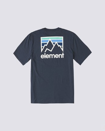 1 Joint T-Shirt Blue M4013EJO Element