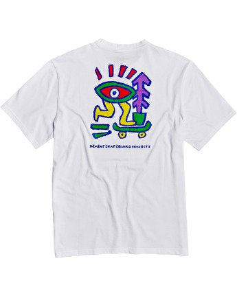 3 Larimer T-Shirt White M4013ELR Element