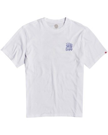 2 Larimer T-Shirt White M4013ELR Element
