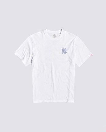 0 Larimer T-Shirt White M4013ELR Element