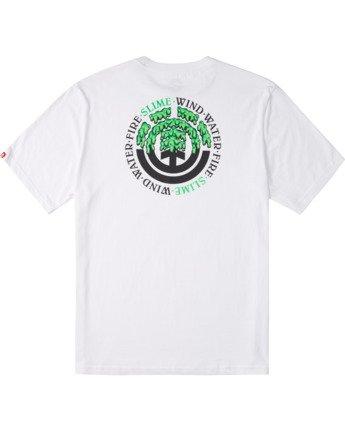 2 Proton Seal T-Shirt White M4013EPR Element