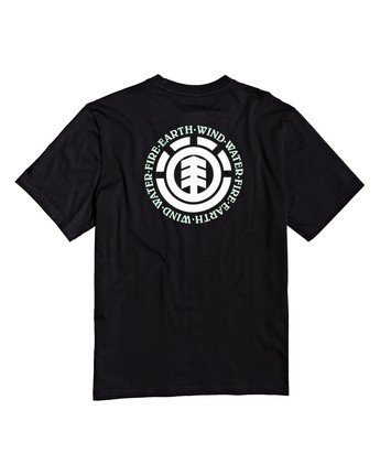 3 Seal BP T-Shirt Blue M4013ESB Element