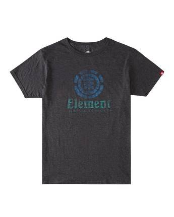0 Vert Push T-Shirt Blue M401HVEM Element