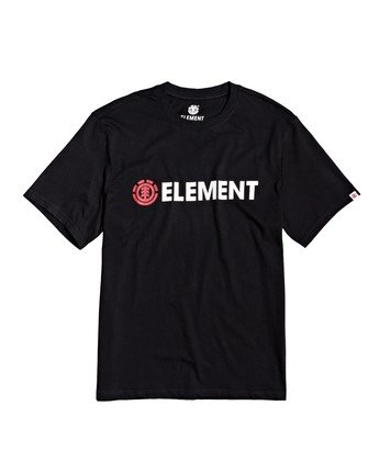 1 Blazin T-Shirt Blue M401QEBL Element