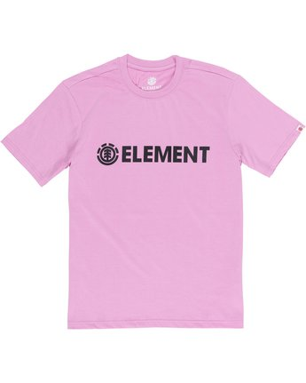 1 Blazin' Tee Purple M401QEBL Element