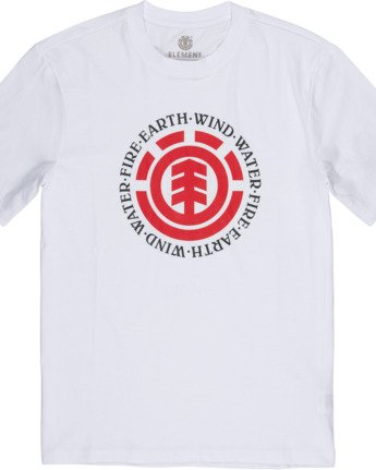 1 Seal T-Shirt White M401QESE Element