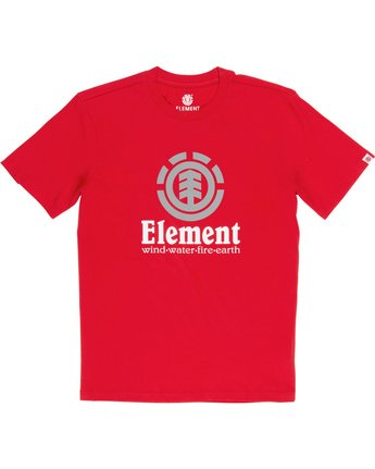 1 Vertical Tee Red M401QEVE Element