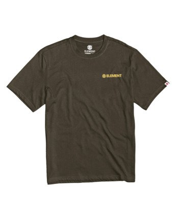 1 Blazin' Chest T-Shirt Green M401VEBC Element