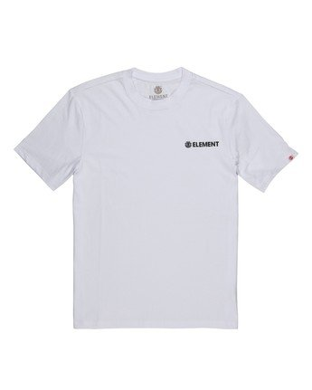 1 Blazin' Chest T-Shirt White M401VEBC Element