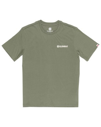 1 Blazin Chest Tee Green M401VEBC Element