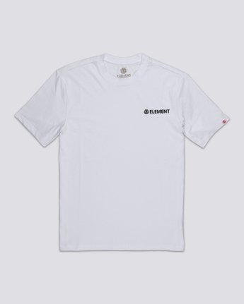 0 Blazin' Chest T-Shirt White M401VEBC Element