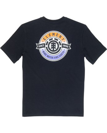 1 Medallian tee Black M401VEME Element