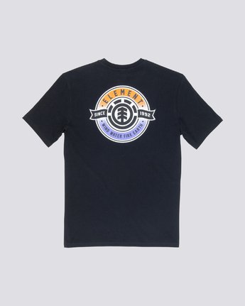 1 Medallian tee Blue M401VEME Element