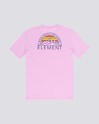 0 Wedge T-Shirt Purple M401VEOD Element