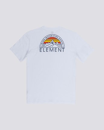 1 Wedge T-Shirt White M401VEOD Element