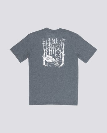 1 Woodland Tee Grey M401VEWO Element