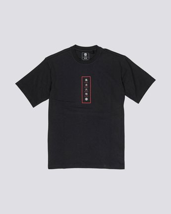 0 Arata T-Shirt Blue M4031EAR Element