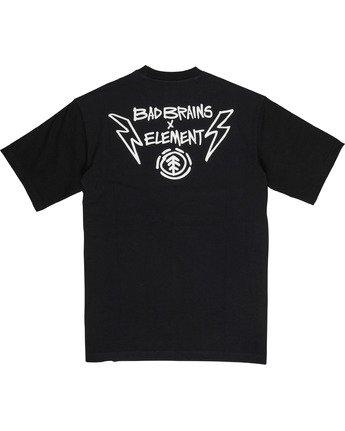 3 Bad Brains Bolt Lock T-Shirt Blue M4031EBO Element