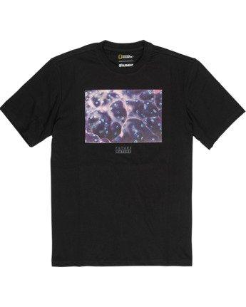 1 Nat Geo Micro T-Shirt Blue M4061EMI Element