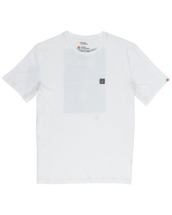 2 Vista T-Shirt White M406VESE Element