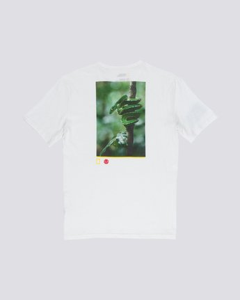1 Vista T-Shirt White M406VESE Element