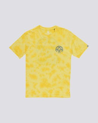 0 Overast Tee Yellow M410TEOV Element