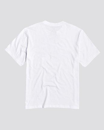 1 Blazin T-Shirt White M4501EBL Element