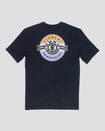 1 Medallian T-Shirt Blue M4501EME Element