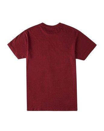 1 Alchemist T-Shirt Red M462BTAL Element