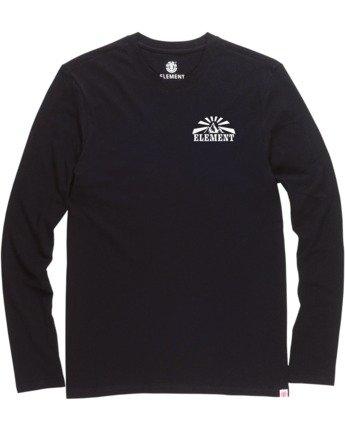 2 Medwell Long Sleeve Shirt Blue M4704EME Element