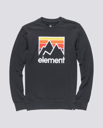 0 Joint Long Sleeve Tee Blue M475TEJO Element
