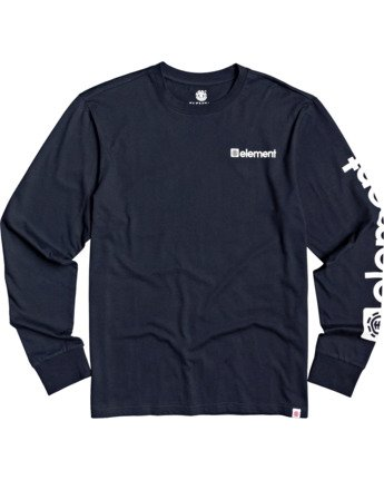 2 Joint II Long Sleeve T-Shirt Blue M4803EJ2 Element