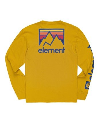 0 Joint II Long Sleeve T-Shirt Multicolor M4803EJ2 Element