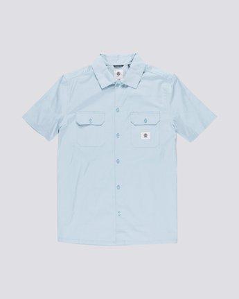 0 Deliver Short Sleeve Shirt  M509TEDE Element