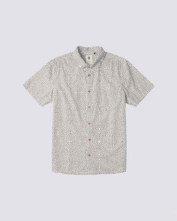 0 Roland Button Down Shirt Grey M5343ERO Element