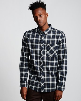 1 Lumber Classic Flannel Black M564VELU Element
